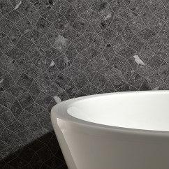 Rivestimenti_Ceramiche-Coem_Moon_Stone_Black-Mosaico-Rombi