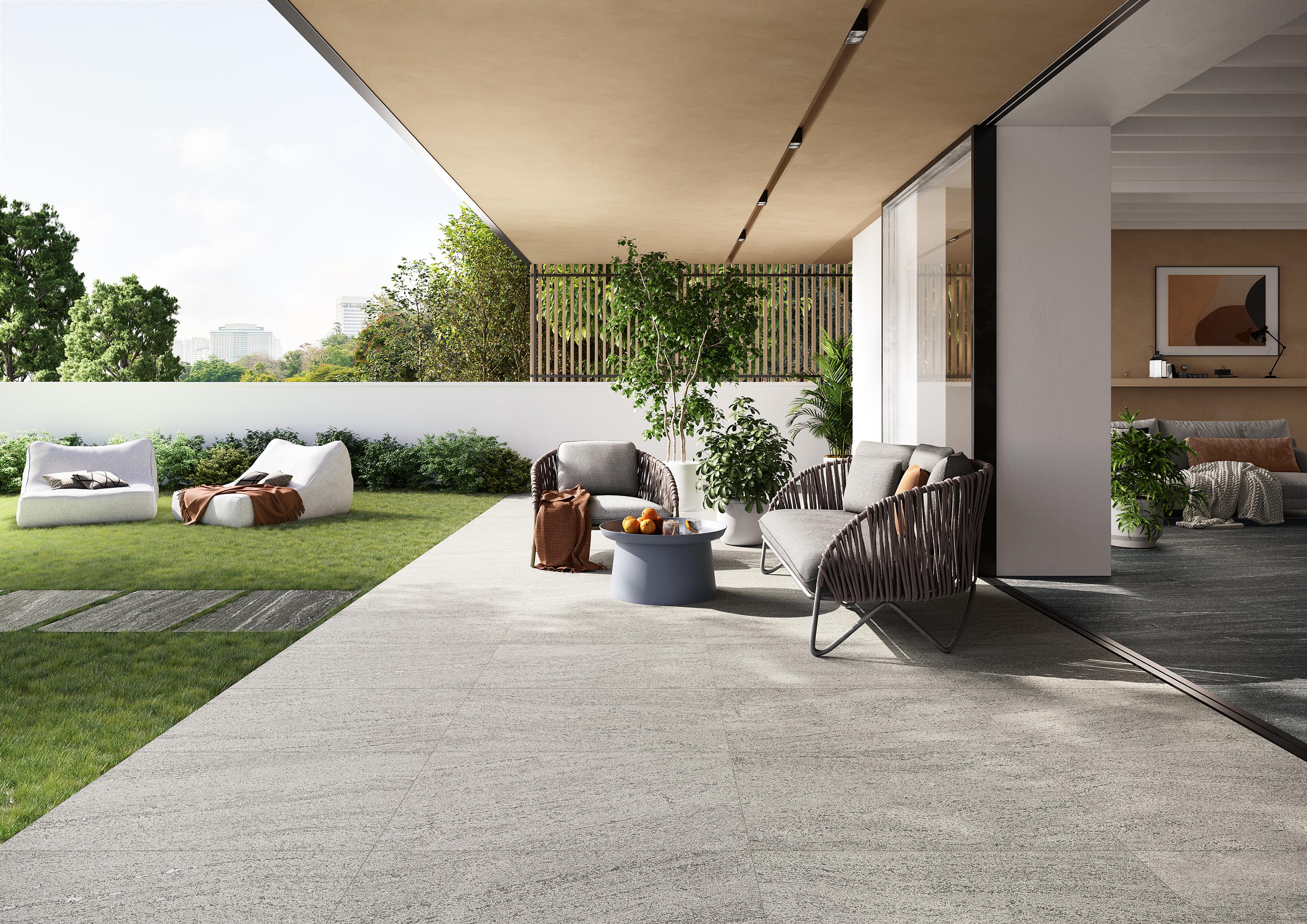 Ceramica-Fioranese_Granum_Grigio-Chiaro_Grigio-Scuro-Esterno-60,4x90,6_2cm